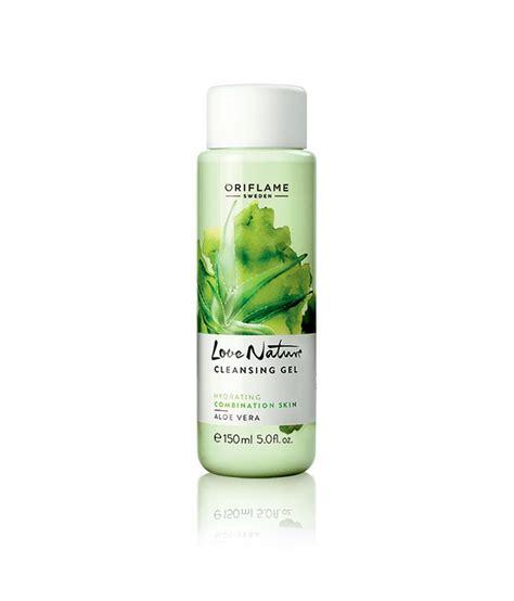 Pelembab Clean N Clear Essential Moisturizer oriflame cleansing gel tea tree purifying skin 150ml