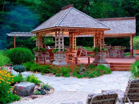 gazebo pictures 38 backyard pergola and gazebo design ideas diy