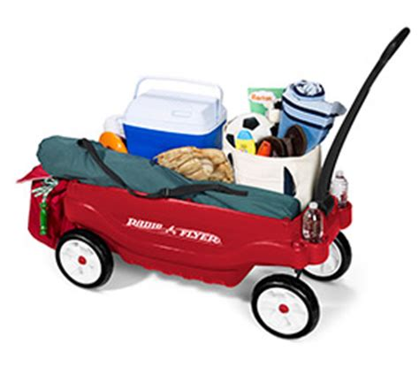 radio flyer the ultimate comfort wagon red com radio flyer the ultimate comfort wagon red