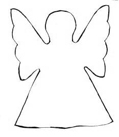angel wings template clipart best