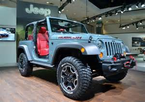 2013 jeep wrangler rubicon 10th anniversary edition photos