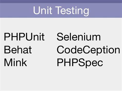 tutorial php unit testing phpunit laravel building modern and secure php applications codementor