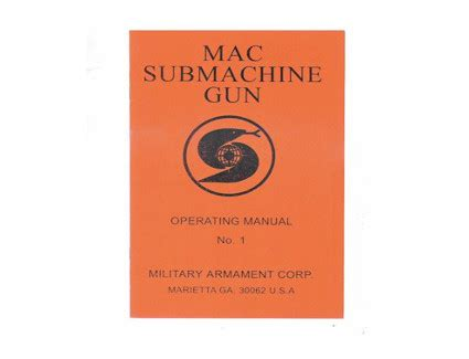 Operating Manual For The M10 9 Or 45 Practical Solutions
