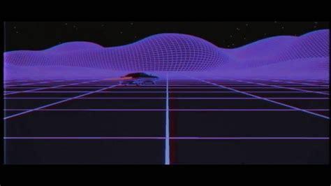 snew retro wave style intro youtube