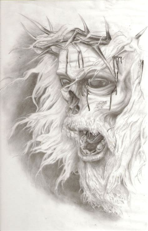 zombie jesus by viptattoo on deviantart