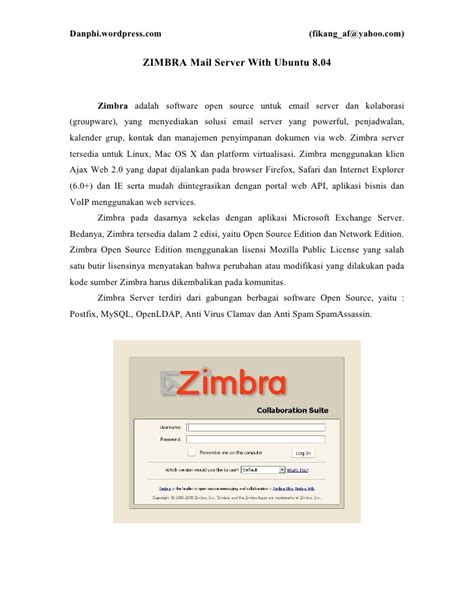 tutorial zimbra 8 close validation messages success message fail message