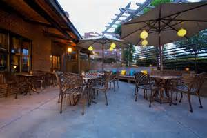 Outdoor Patio Furniture Los Angeles by Outdoor Patio Fine Dining Hospitality Design Of Paschals