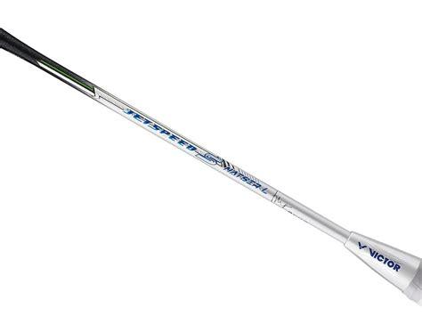 Raket Victor Jetspeed S Natsir L jetspeed s natsir l rackets products victor badminton india