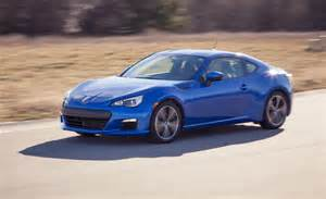 Subaru 2013 Brz Car And Driver