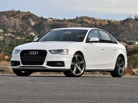 price of 2014 audi a4 2014 audi a4 road test and review autobytel