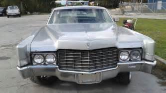 Vintage Cadillac Parts For Sale 1969 Cadillac Coupe Low Vintage Classic Or