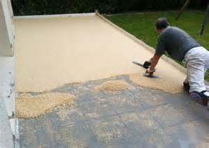 revetement sol marbre resine revetement sol pour terrasse obasinc