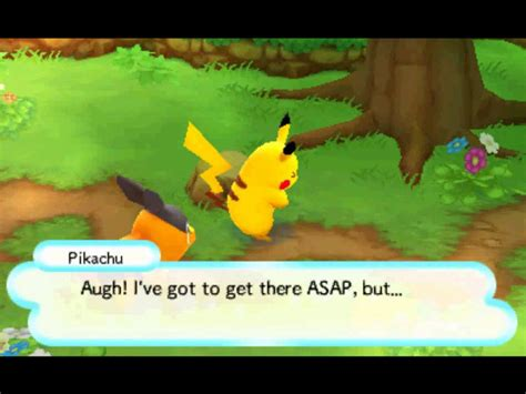 mystery dungeon gates to infinity pikachu buy mystery dungeon gates to infinity nintendo 3ds