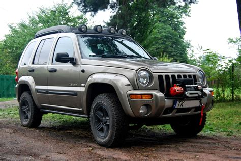 offroad jeep liberty metalpasja innowacyjne doposażenia offroad jeep