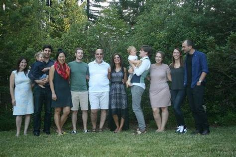 mark zuckerberg family biography mark zuckerberg s parents sister back bar inventory app