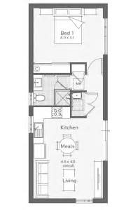 Narrow House Floor Plans granny flat designs perth dale alcock home improvement