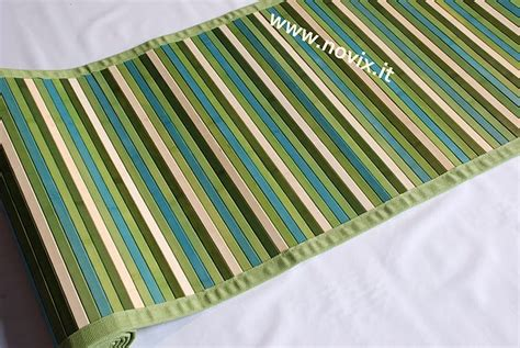Green Bamboo Rug by Green Bamboo Rug 60x280 Cm