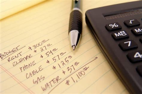 budget  personal budgeting tips