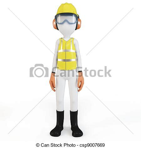 safety man clip art ppe safety man images