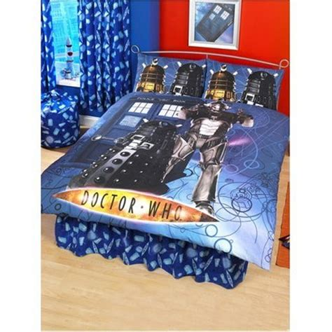 doctor who bedding set geekmom wired com