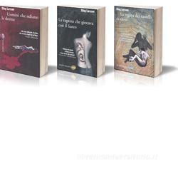 libreria millenium trilogia millennium larsson stieg marsilio trama libro