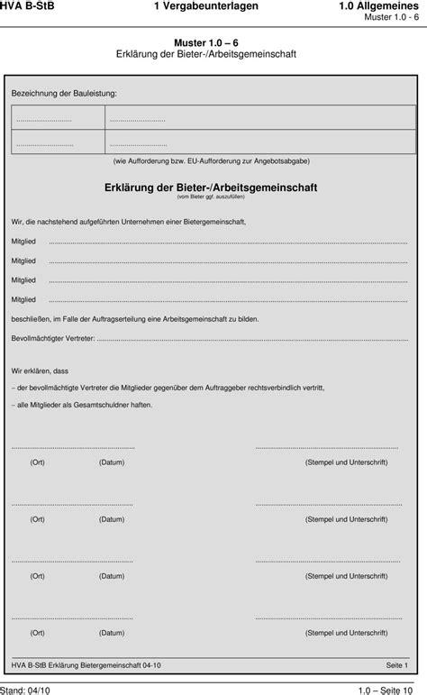 Mahnung Gesamtschuldner Muster Bundesministerium F 252 R Verkehr Bau Und Stadtentwicklung Abteilung Stra 223 Enbau Pdf