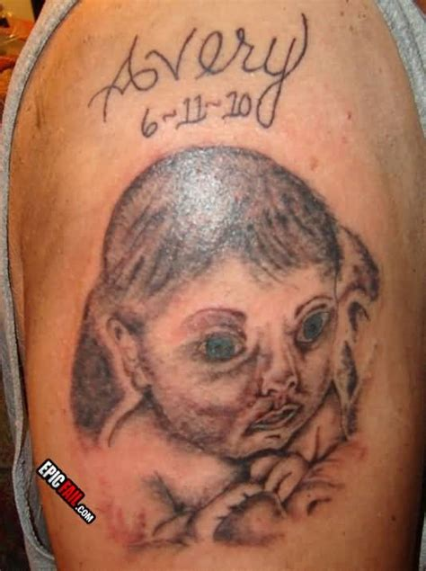 tattoo fail names baby name tattoo ideas and baby name tattoo designs page 6