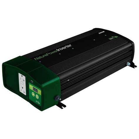 Solar Smart Power Inverter 2000watt 12v With Led Indikator Suoer nature power 65 watt monocrystalline solar panel with aluminum frame for 12 volt charging price