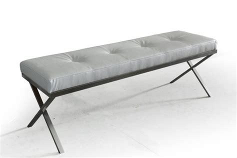 Banc De Lit Design by Banc Bout De Lit Design
