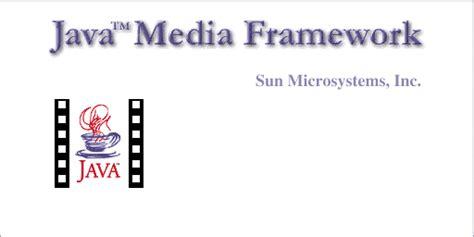 tutorial java media framework mobilefish com a tutorial about java media framework