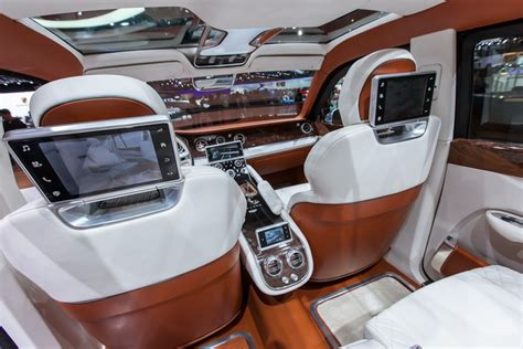 bentley exp 9 f interior bentley exp 9f why but hey if you have the why not