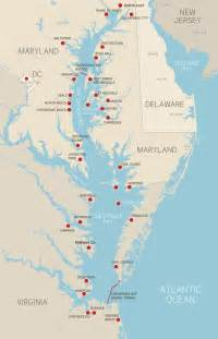 bay map explore the chesapeake map of the chesapeake bay