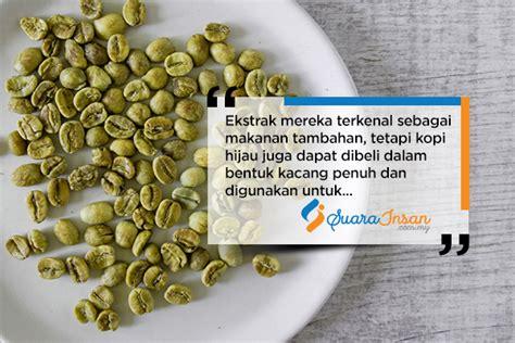 kopi hijau suara insan