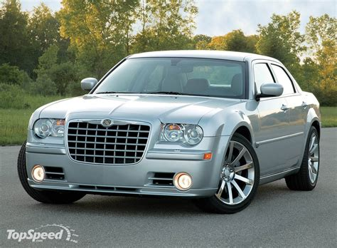 At Chrysler Chrysler 300c Srt8 Technical Details History Photos On