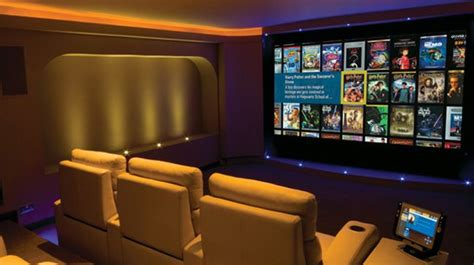 article building   home cinema