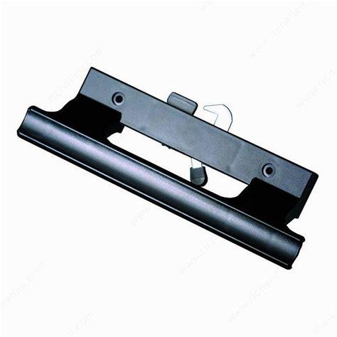 Patio Door Locks And Handles Inside Medium Profile Hook Style Patio Door Handle Richelieu Hardware