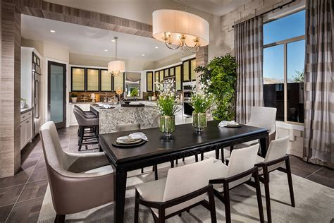 Luxury Kitchen Designs by Toll Brothers Age Restricted Home Earns Award Las Vegas