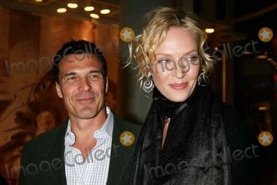 Neighborly Uma Thurman Hosts Room To Grow Auction by Andre Balazs Pictures And Photos