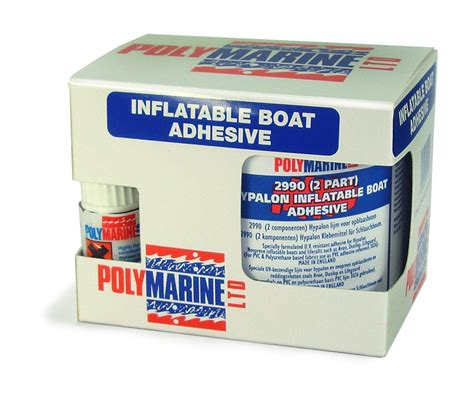 inflatable boat adhesive polymarine hypalon 2 part adhesive inflatable boat