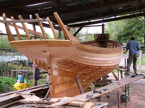 wooden sw boat lining off planking historical precedent designs to