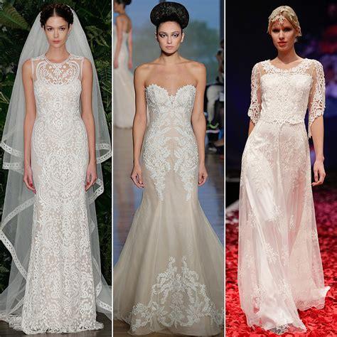 Fashion Wedding Dress by Best Wedding Dresses At Bridal Fashion Week Autumn 2014