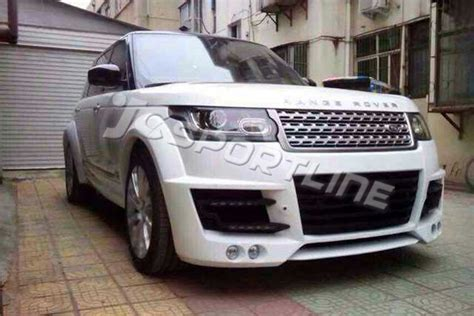 Lu Led Grill for range rover vouge lu wide kit for land rover