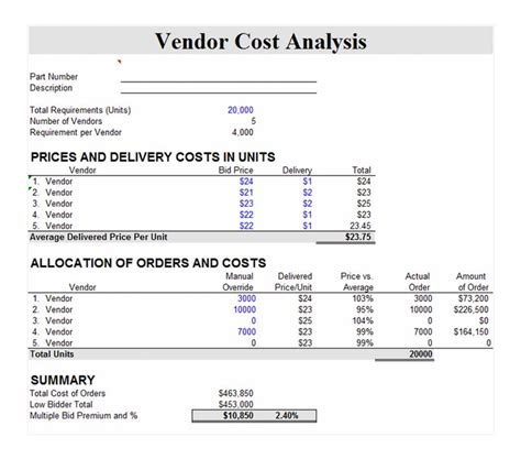 vendor comparison template index of wp content uploads 2013 08