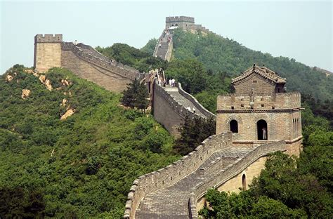 great wall of china sections great wall sections hushan section photo number 03