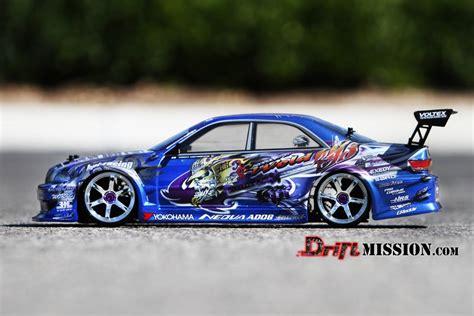 Hpi Weld Toyota Jzx100 Mark Ii Rc Drift Body Driftmission
