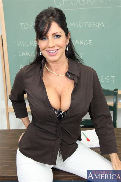 Busty Milf Teacher Getting Banged In Class Pichunter