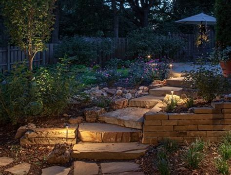 cost of landscape lighting landscape lighting cost landscaping network