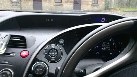 honda civic noise steering wheel youtube