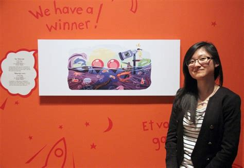 doodle contest canada toronto s sketch of telescope wins contest
