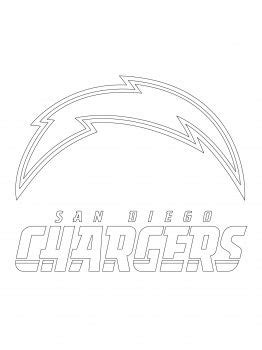 nfl chargers coloring pages nfl logos cakes pinterest logos san diego and nfl